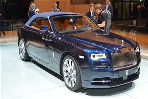 New Rolls Royce SUV 2017 HD Photo
