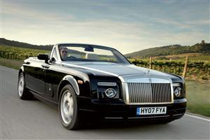 Rolls Royce Convertable 2008 Wallpapers