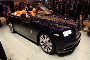 Rolls Royce Convertible Car Wallpaper