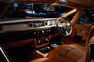 Rolls Royce Phantom Coupe Series 2 Interior