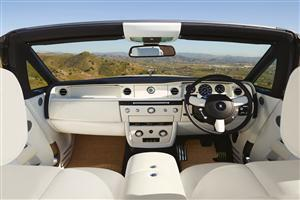 Rolls Royce Phantom Drophead Coupe Series 2 Interior