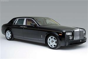 Rolls Royce Phantom GCC Limited Edition