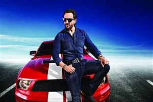 Hindi Film Hero Saif Ali Khan Wallpaper