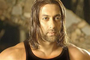 Long Hair Style of Salman Khan