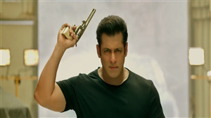 Race 3 Salman Khan with Gun Film HD Photo