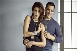 Salman Khan and Jacqueline Fernandez Photo