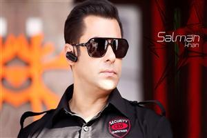 Salman Khan as Bodyguard