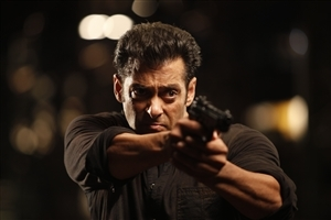 Salman Khan in Movie Scene HD Photo