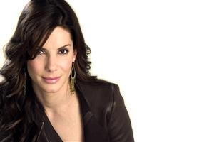Sandra Bullock in Black Coat Pics