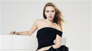 Scarlett Johansson Pretty Photo