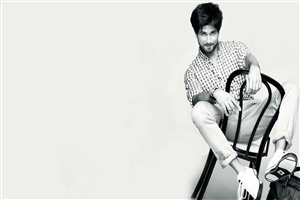 Bollywood Actor Shahid Kapoor Photoshoot
