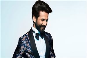Smile of Shahid Kapoor Actor