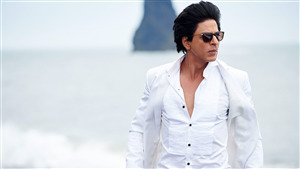 Actor Shahrukh Khan 5K Wallpaper