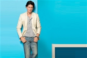 Bollywood Actor Shahrukh Khan Photoshoot