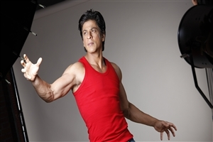 Handsome Look of Shahrukh Khan Photo
