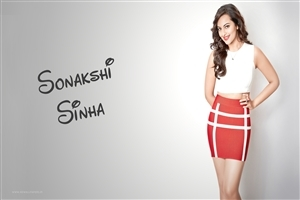 Bollywood Celebrity Sonakshi Sinha