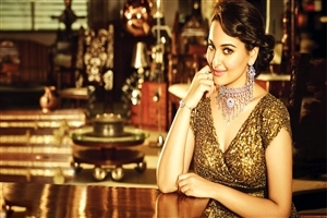 Wallpaper of Sonakshi Sinha