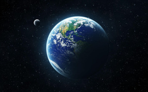 Earth Planet HD Wallpaper