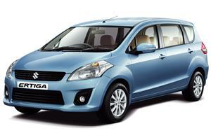 Maruti Suzuki Ertiga Car Wallpaper