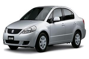 Silver Maruti Suzuki SX4 Car Wallpaper