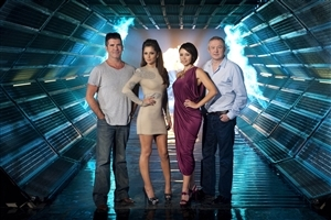 Australian Popular TV Show The X Factor Judges HD Wallpapes