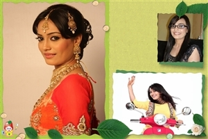 Beautiful Surbhi Jyoti Hindi Indian TV Serial Star Cast Qubool Hai Photos