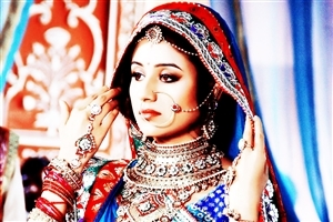Jodha Akbar Star Cast Paridhi Sharma Hindi TV Serial Wallpapers