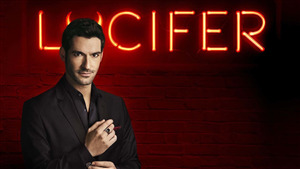 Lucifer Popular TV Series HD Wallpaper