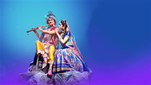 RadhaKrishn TV Show 1080p HD Wallpaper
