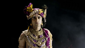 Sumedh Mudgalkar As Krishna in RadhaKrishn TV Serial Photo