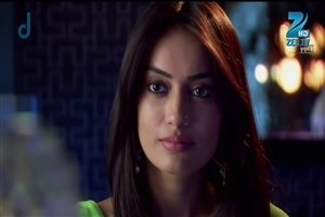 Surbhi Jyoti as Sanam Ahmed Khan in Qubool Hai TV Serial on Zee TV HD Wallpapers