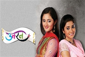 Uttaran TV Serial Poster Rashmi Desai as Tapasya and Tina Dutta as Iccha Photos