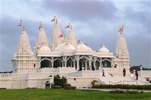 Swaminarayan Temple in Houston Texas Photo