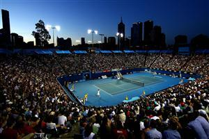 Australian Open Tennis Stadium