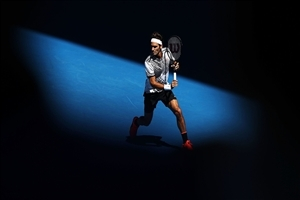 Roger Federer Swiss Tennis Player Image