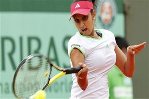 Sania Mirza Indian Tennis Player