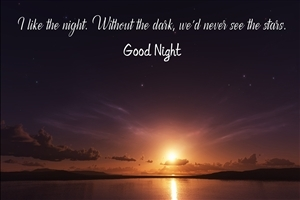 Best Good Night Quote Wallpeprs