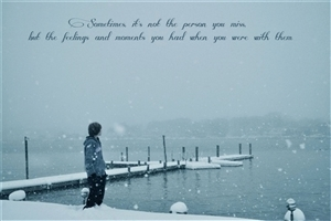 Missing Someone Beautiful Sad Quotes Images