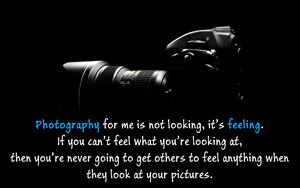 New Quote on Photography Wallpapers Background