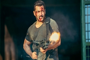 Tiger Zinda Hai Film Star Hero Salman Khan HD Image