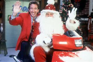 Tim Allen in With Santa Claus