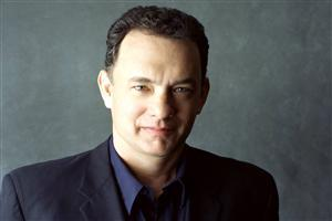 Cool Look of Tom Hanks