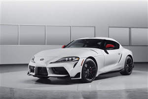 2020 Awaited Toyota GR Supra Car Pic Download