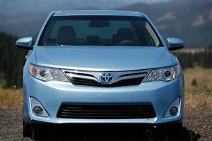 Toyota Camry Hybrid Car Wallpaper
