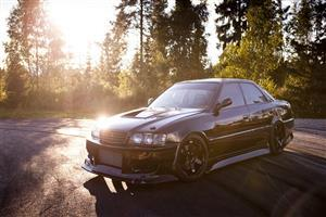 Toyota Chaser Car Wallpaper