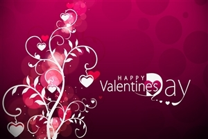 Amazing Beautiful Happy Valentines Day Laptop HD Background Wallpapers