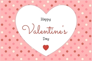 Happy Valentines Day Laptop Background HD Wallpaper