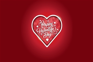 Valentine Day HD Photo Background