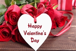 Valentines Day HD Wallpaper Background