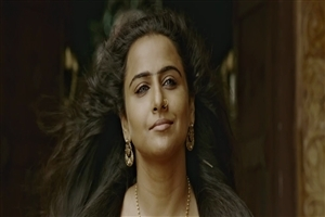Vidya Balan in Hindi Film Begum Jaan HD Wallpaper